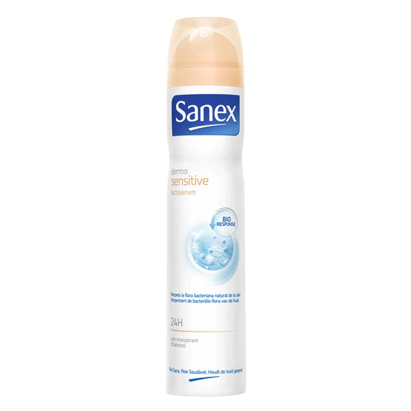 Spray Deodorant Dermo Sensitive Sanex (200 Ml)