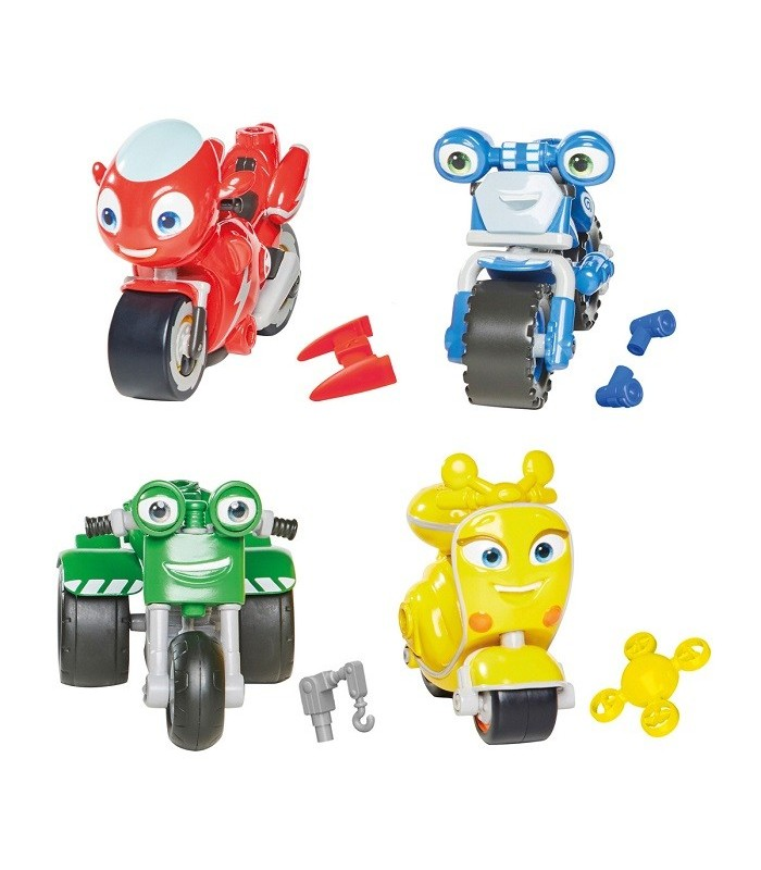 RICKY ZOOMING CHARACTERS BASIC ASSORTED