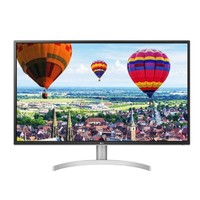 Monitor LG 32QK500 C 31,5 4K Ultra HD VA HDMI Black