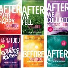 The Complete After Series Collection, 7 книг Анны Тодд, электронная книга PDF в цифровом формате, PDF, загружаемая ссылка