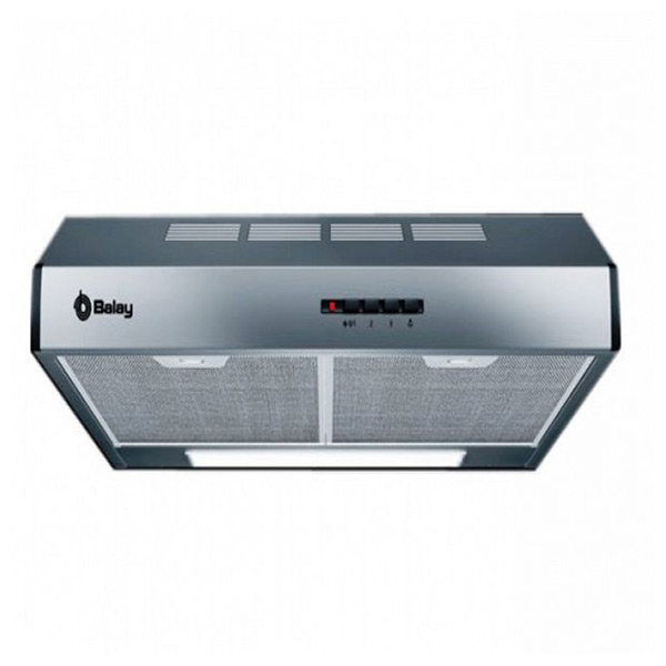 Conventional Hood Balay 3BH262MX 60 Cm 230 M3/h 71 DB 129W Stainless Steel