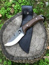 Bushcraft bıçak, keskin , paslanmaz çelik bıçak,tek parça bıçak,yüksek kaliteli, doğa bıçak, garantili, türk bıçak AYMT32