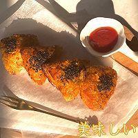 日式照烧烤饭团的做法图解7