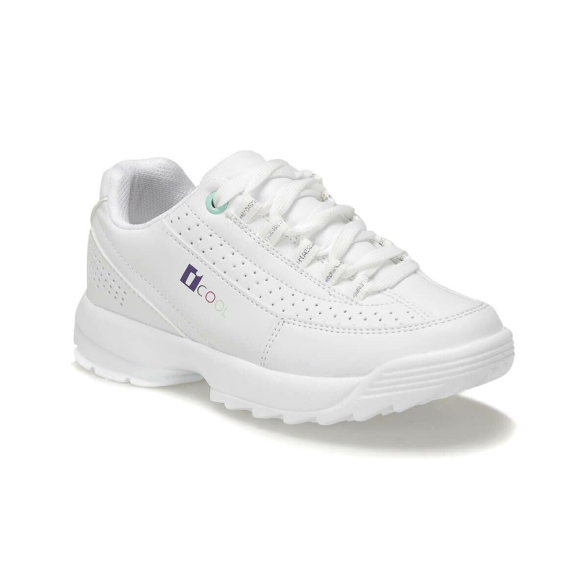 FLO FILAMINT White Female Child Walking Shoes I-Cool