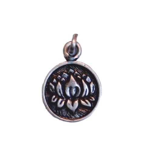 AMULET Lotus Flower Medal