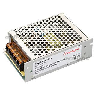 026153 Power Supply ARS-60-24 (24 V, 2.5A, 60 W) ARLIGHT 1-pc