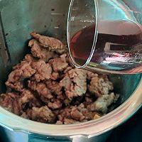 """#美食说出""""新年好""""#圣诞跨年食谱 法式红酒炖牛肉 软嫩入味的做法图解12"""