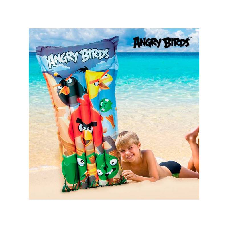 Inflatable Mattress Angry Birds