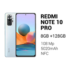 Xiaomi Redmi Note 10 Pro K6 Glacier Blue 6.67