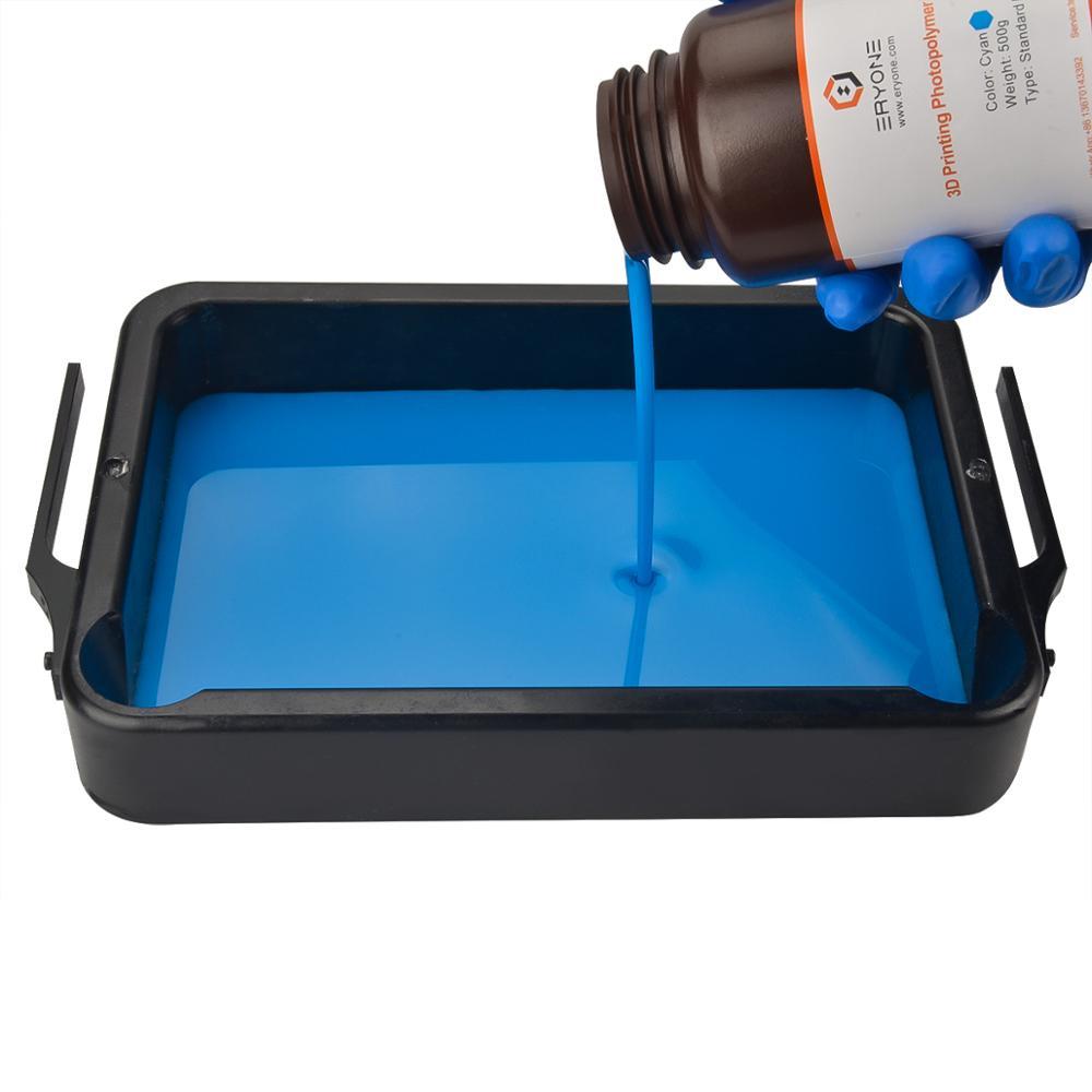 ERYONE 405nm UV Resin for DLP LCD 3D Printer Photopolymer Translucent Ultralow