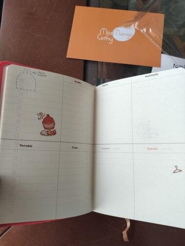 Cadernos coelho molang bonito