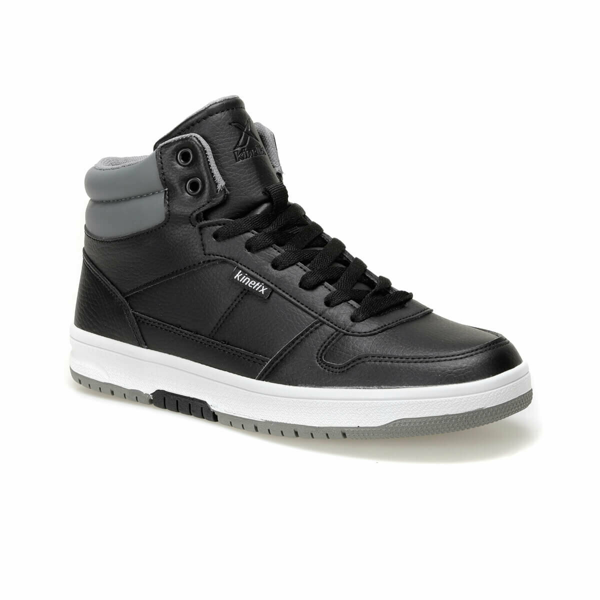 FLO BERGER HI M Black Men 'S Sneaker Shoes KINETIX