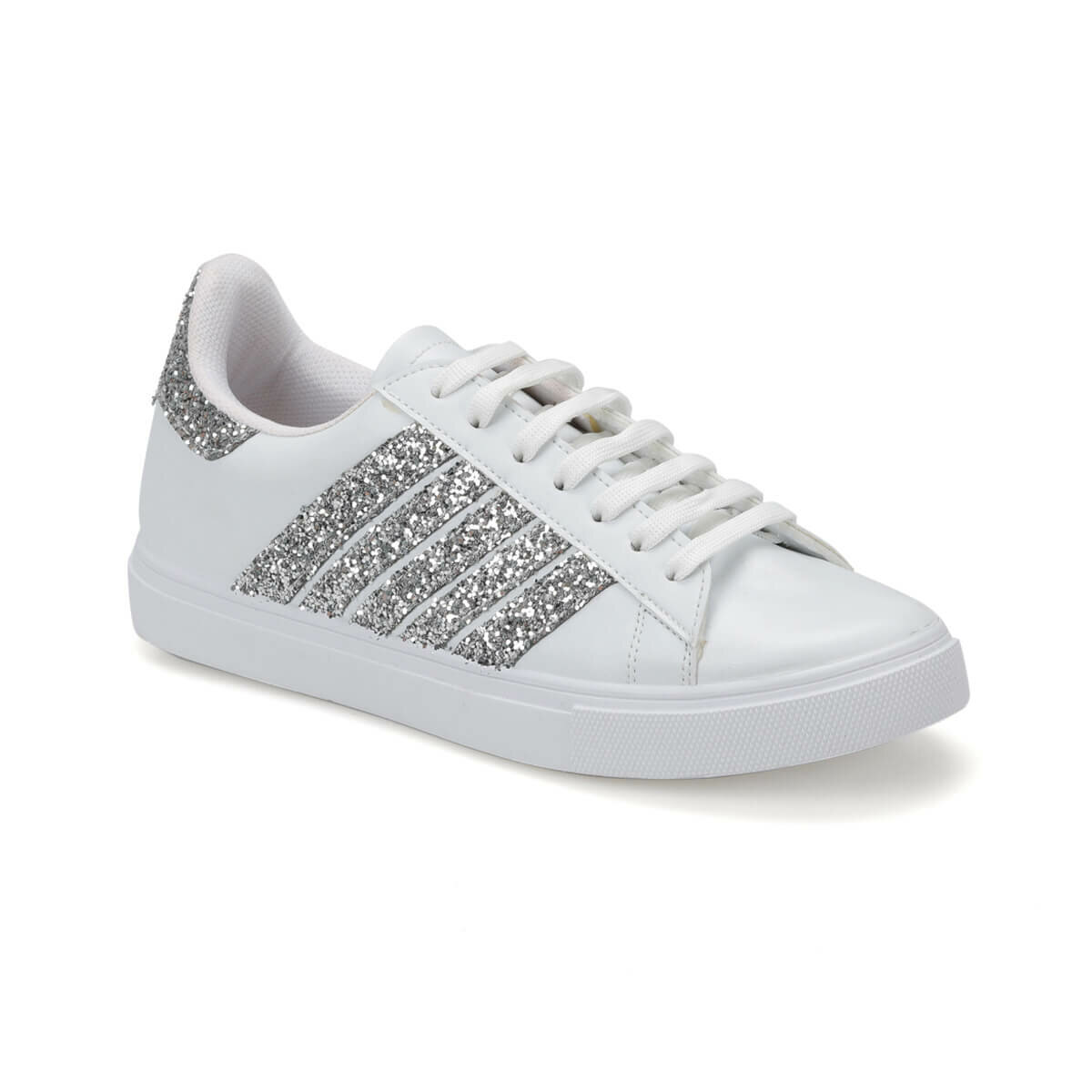 FLO CS19018 White Women 'S Sneaker Shoes Art Bella