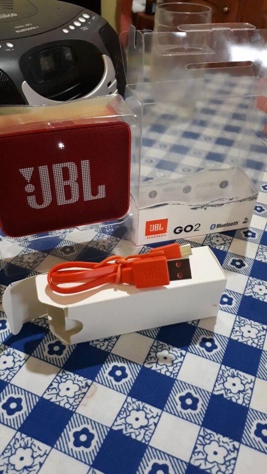 JBL Go 2 Mini Portable Wireless IPX7 Waterproof Bluetooth Speaker with Subwoofer Bass Effect|Portable Speakers|   - AliExpress
