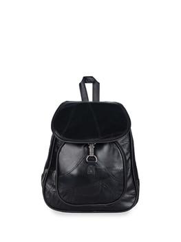 Backpack Piel Miss Lisa Black