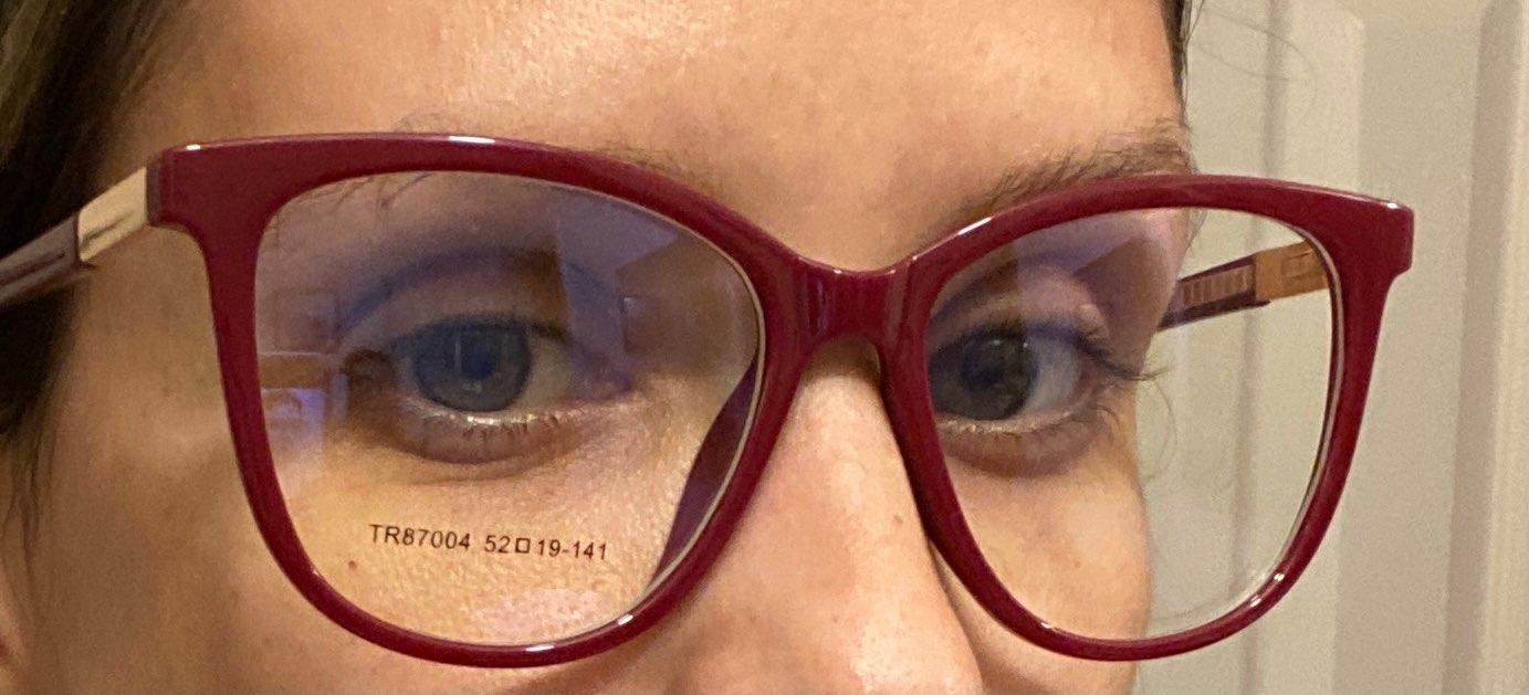 משקפי ראייה לגבר לאישה דגם 826 photo review
