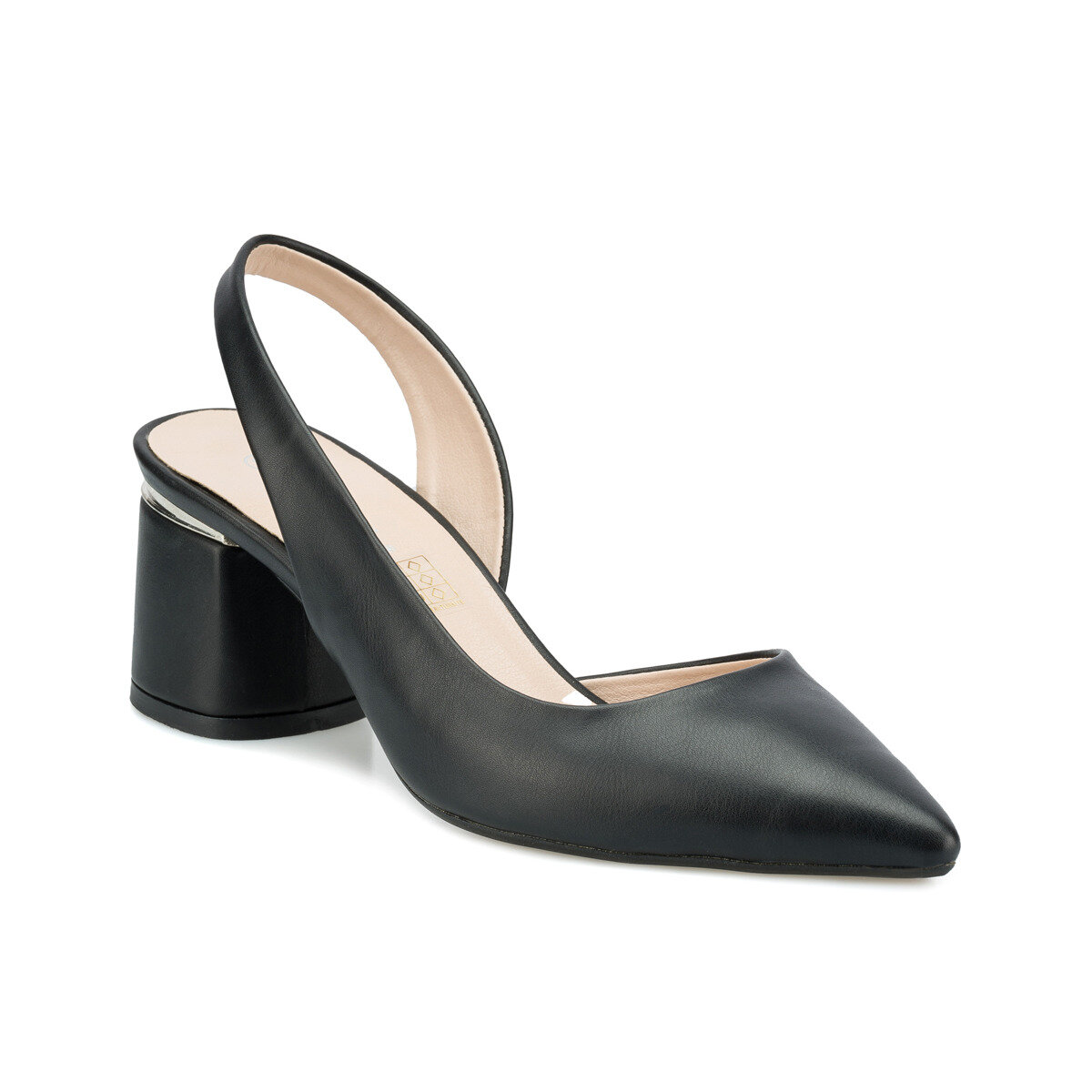 FLO 315120.Z Black Women Gova Shoes Polaris