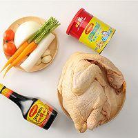 年菜 | 美极烤全鸡的做法图解1