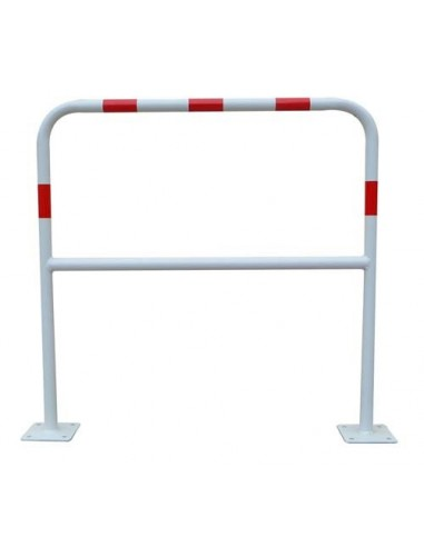 758139302 BARRIER BAR420RB Ø40-2000X1000 WHITE/NETWORK
