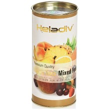 Чай черный HELADIV HD MIXED FRUIT 100 gr Round P.T