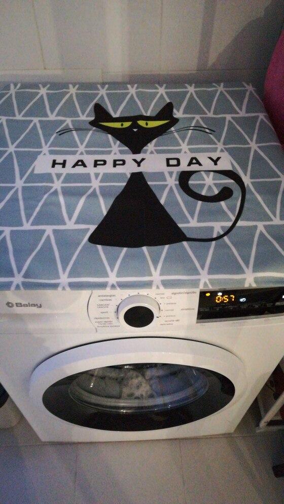 Capa p/ máquina de lavar roupa Grosso Protetora contra