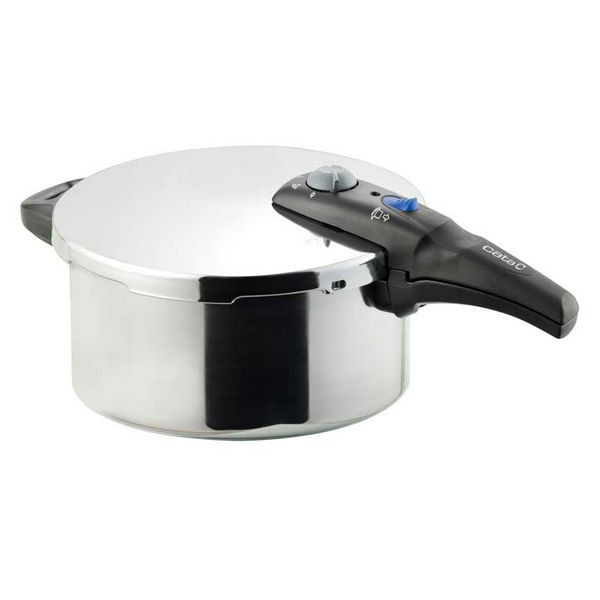 Pressure Cooker Cata SONIC 4 L Stainless Steel