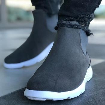 Chekich buty na buty męskie męskie buty zimowe moda śnieg buty Plus rozmiar zimowe trampki kostki mężczyźni buty zimowe buty obuwie męskie podstawowe buty buty męskie 2021 buty zimowe dla mężczyzn Zapatos Hombre CH049 V2 tanie i dobre opinie TR (pochodzenie) Mieszane kolory Dla osób dorosłych Sztuczna skóra okrągły nosek Na wiosnę jesień Med (3 cm-5 cm)
