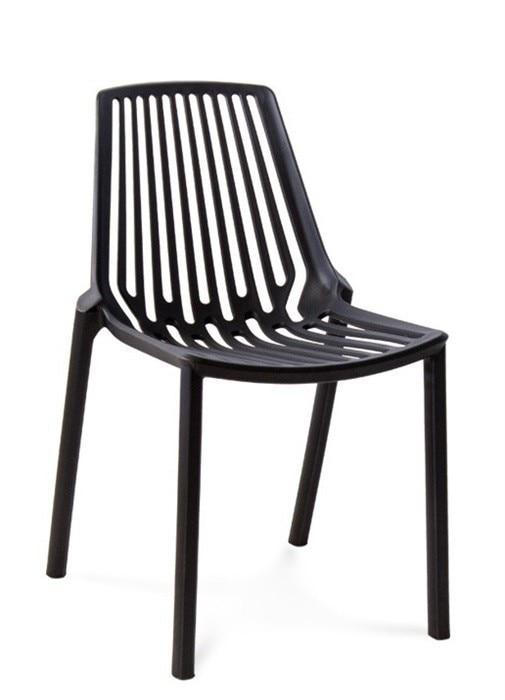 Chair ALANDALUS, Polypropylene Black *