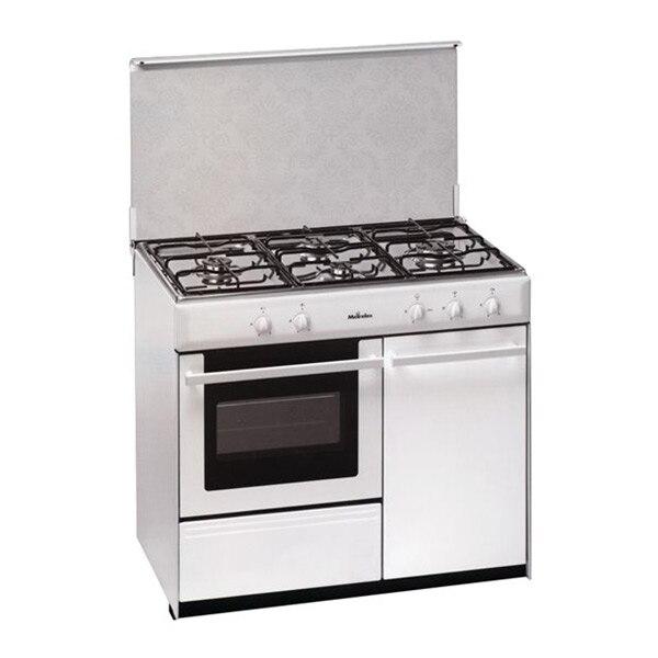 ブタンガス炊飯器 Meireles G2940 90 センチメートル 44 L ホワイト (4 ストーブ) -