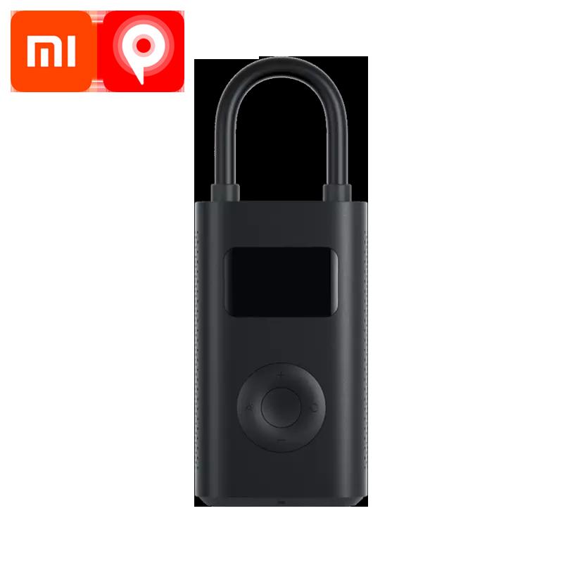 Pompe à air électrique portative de Xiaomi/2019 plus récent type/pompe à air de frein de tube/pompe à air/mini pompe/pompe à air portative/pompe à air/Images pompe à air/injection de machine d'usine de bicyclette