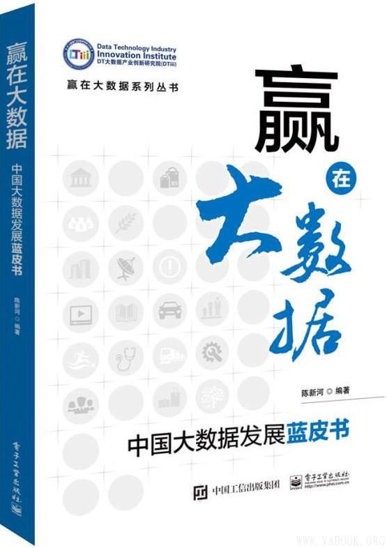 《赢在大数据:中国大数据发展蓝皮书》陈新河【文字版_PDF电子书_下载】