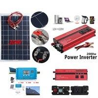 Vender https://ae01.alicdn.com/kf/U8e64676af0374995b2dfb7f58e67b524c/Kit de Sistema Solar 12V 30W Panel Solar 12V 24V inversor con controlador batería Solar Semi.jpg