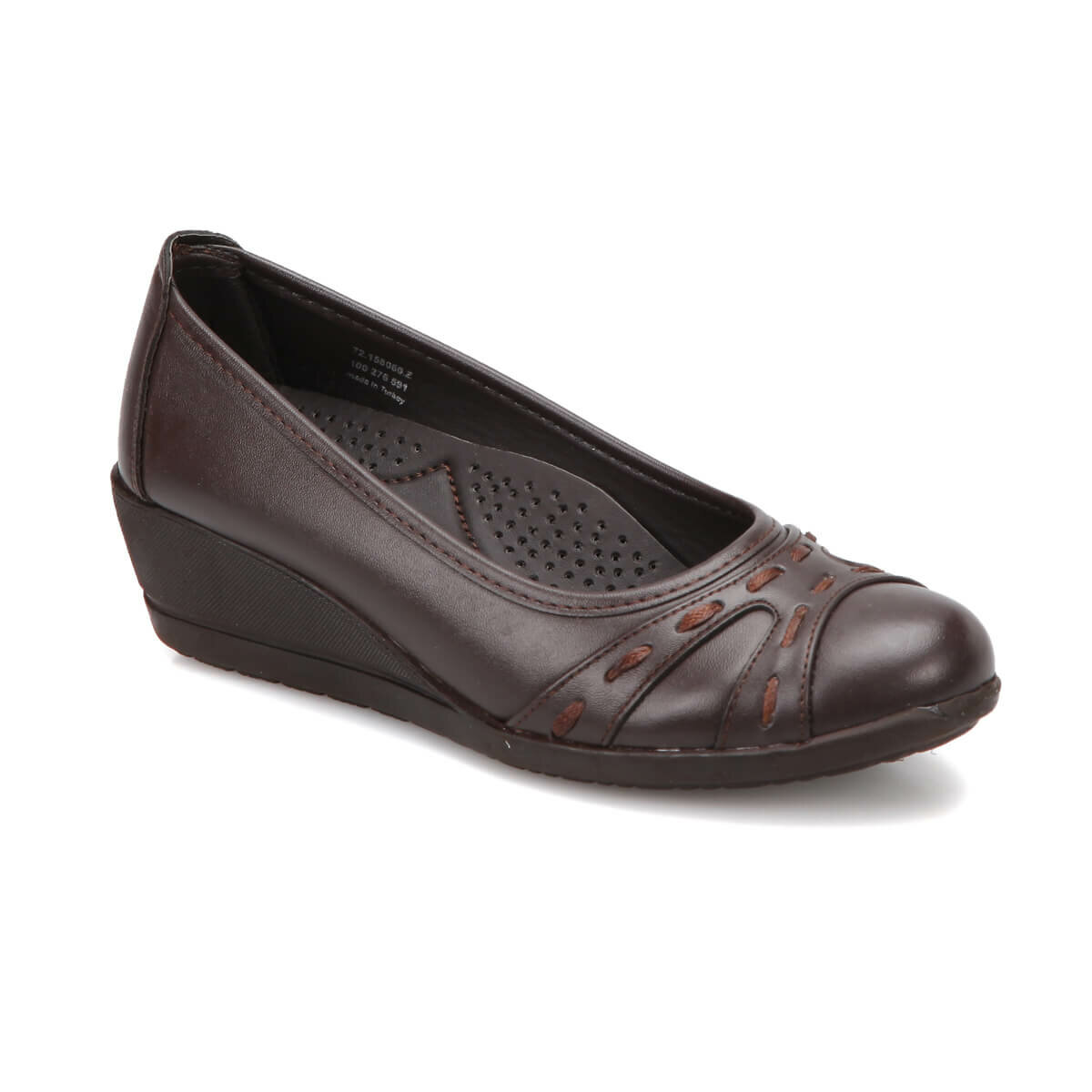FLO 72. 158060.Z Brown Women 'S Comfort Shoes Polaris
