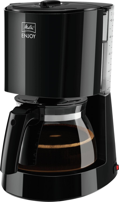Drip coffee maker Melitta Enjoy II, Black цена