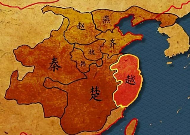 韩国为何迅速衰落,成为其余各国争霸的棋子?秦国第一个灭掉的国家