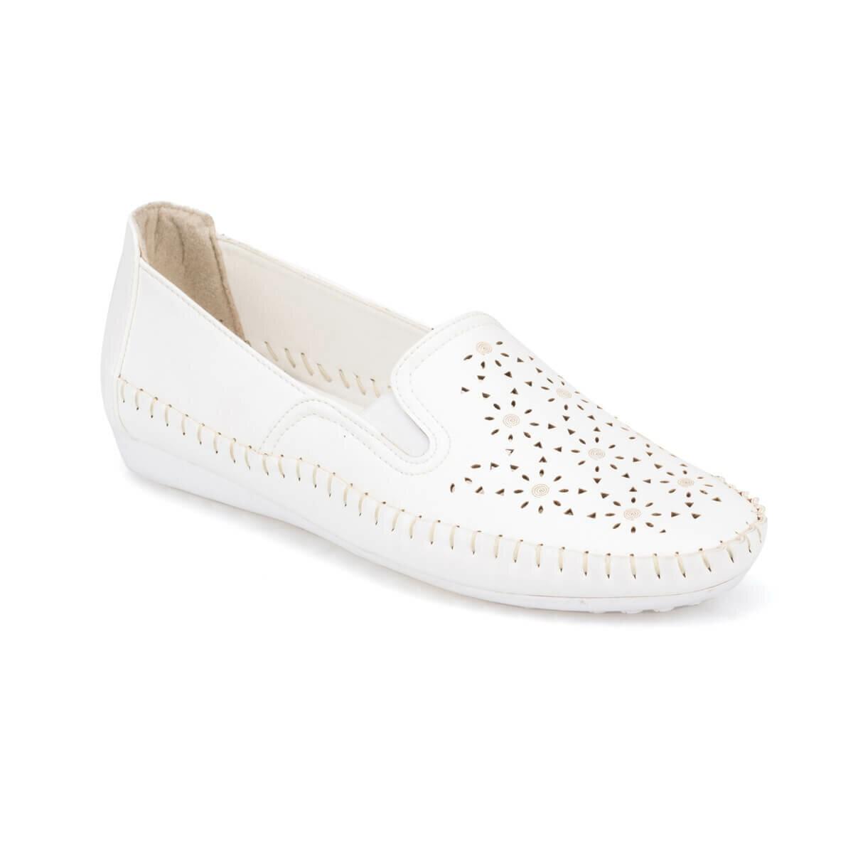 FLO 91.150686.Z White Women 'S Shoes Polaris