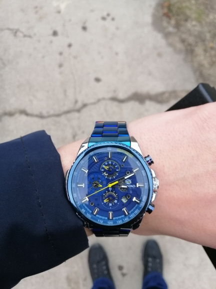 -- Homens Relógios Forsining