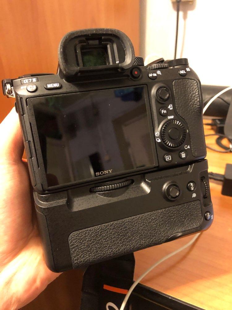 -- Câmera A7riii A7riii