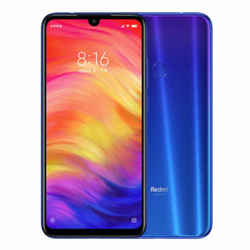 Xiaomi Redmi Note 7 4 ГБ/64 ГБ синий с двумя SIM-картами