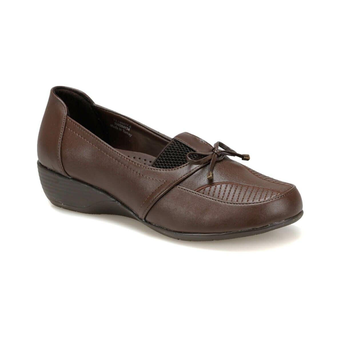 FLO 72.156077.Z Brown Women 'S Shoes Polaris