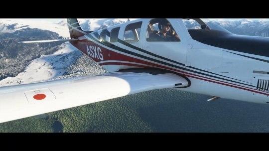 《微软飞行模拟》加入冰雪天气效果 与现实世界保持一致插图(2)