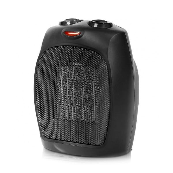 Electric Ceramic Heater Cecotec Ready Warm 6000 Ceramic 1500W Black