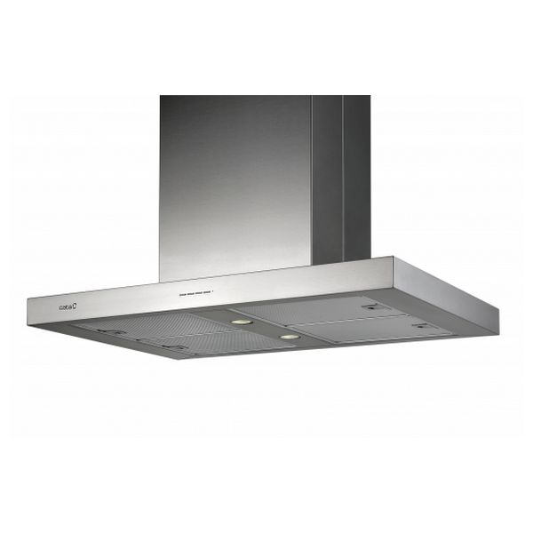 Conventional Hood Cata ISLA SYGMA 900 90 Cm 780 M3/h 65 DB 240W Stainless Steel
