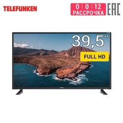TV 39,5 Telefunken TF-LED40S61T2 Full HD 3039 televisión en pulgadas dvb-T dvb-t2 digital