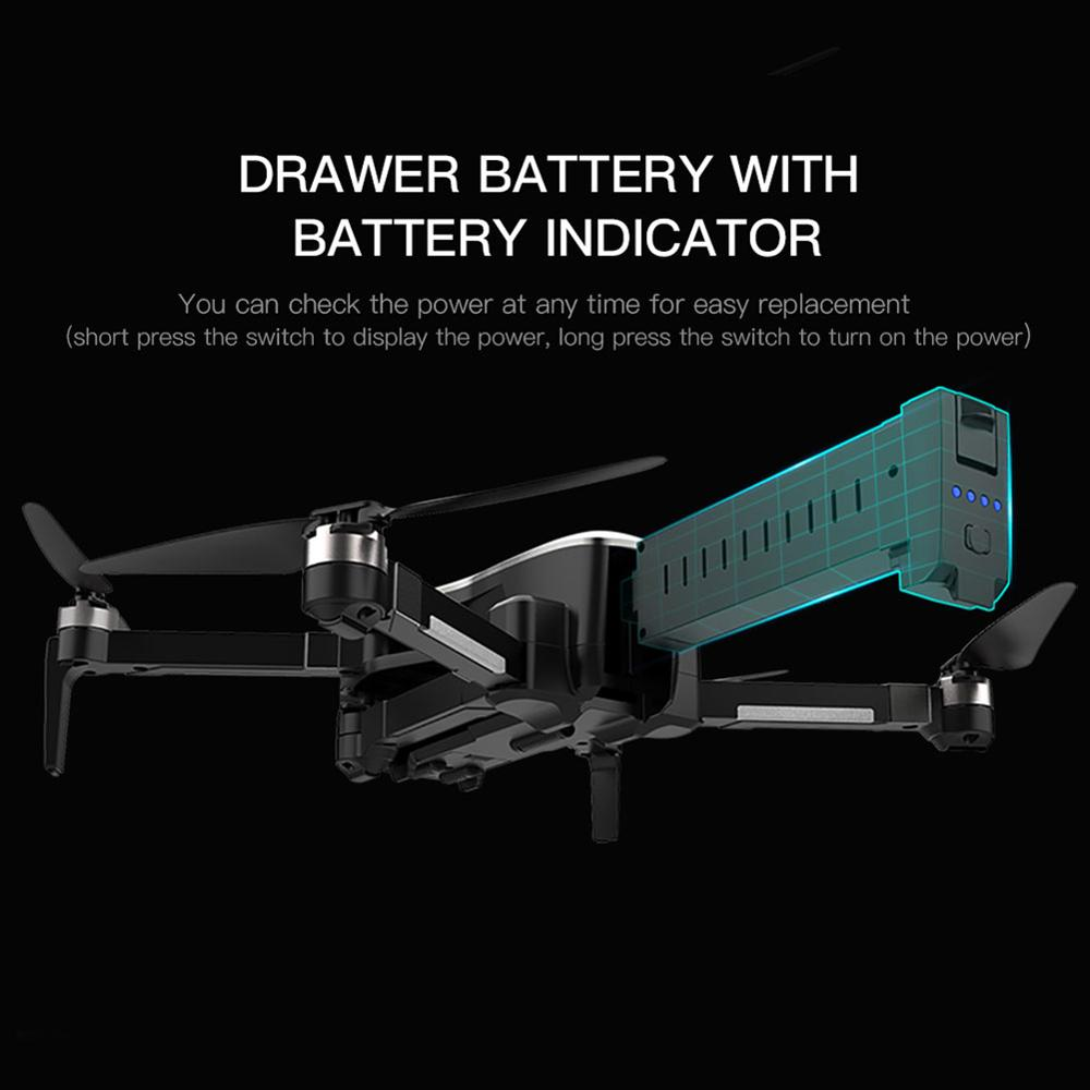 Image 4 - SG906 RC Helicopter GPS Drone 4K with HD camera selfie drone professional Quadrocopter GPS flow positioning Follow Gimbal dronesRC Helicopters   -