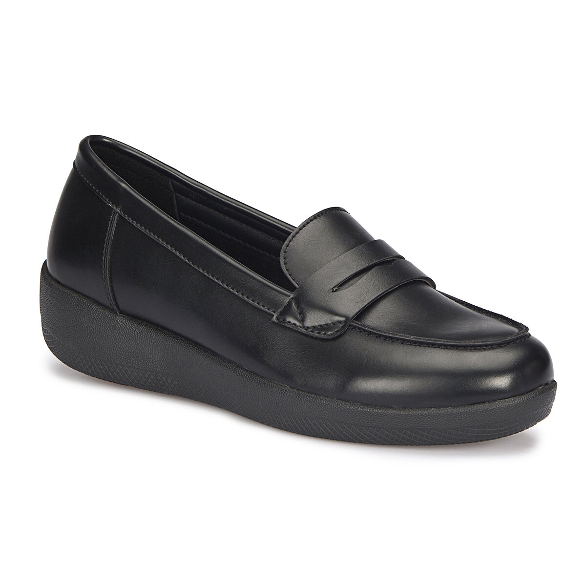 FLO 72.110195.Z Black Women Shoes Polaris