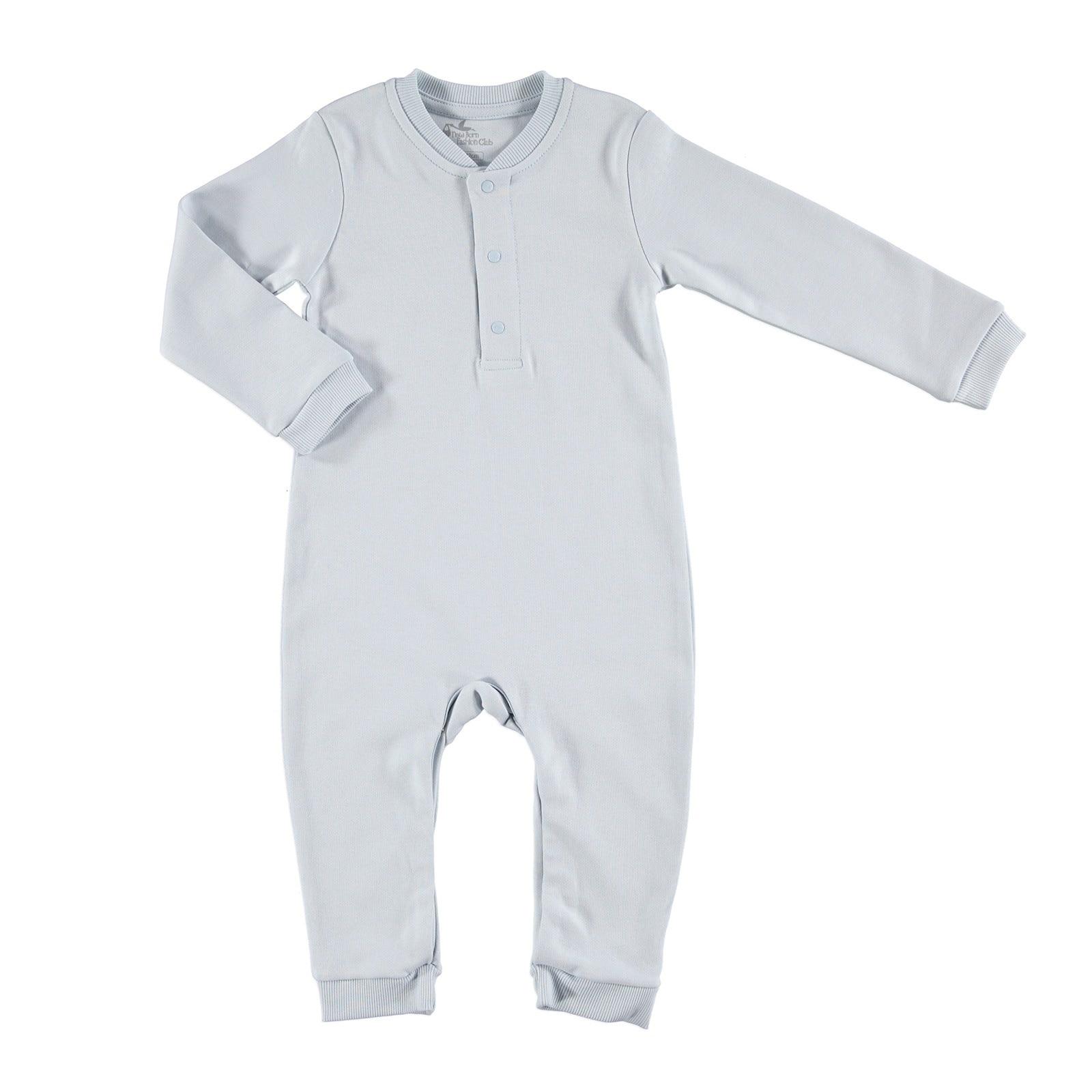 Ebebek Newborn Fashion Club Fun Winter Baby Snaps Romper