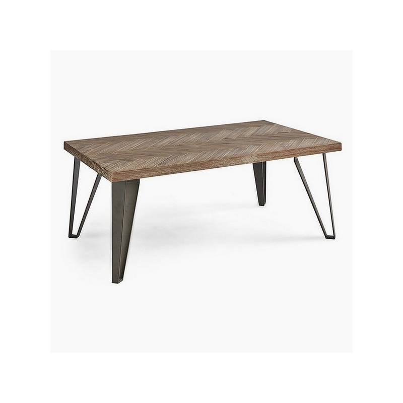 Wooden Coffee Table Acacia (120x70x45 Cm)