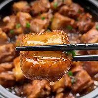 超好吃排骨-土豆蒜香排骨煲的做法图解4