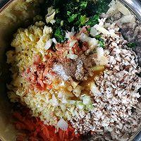 好吃的菜团子#太太乐鲜鸡汁芝麻香油#的做法图解12